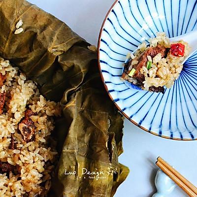 荷香排骨糯米饭