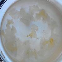 银耳木瓜糖水的做法图解1