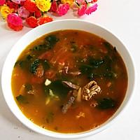 西红柿羊杂汤的做法图解17