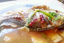 年夜饭之年年有余——黄花鱼烧豆腐的做法