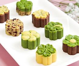 手工绿豆糕的做法