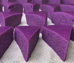 紫薯Q弹松糕
