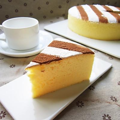 法式中芝士蛋糕