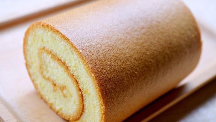 原味蛋糕卷