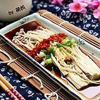 剁椒金针菇~夏日快手菜的做法图解6