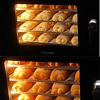 牛奶面包的做法图解12