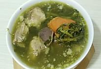 西洋菜陈肾汤的做法