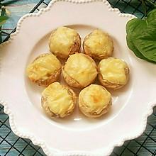 蒜蓉芝士焗口蘑