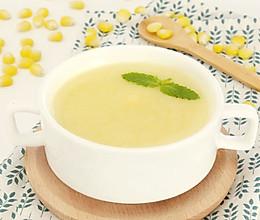 奶香玉米浓汤 宝宝辅食微课堂的做法