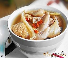 黄芪猴头菇鸡汤的做法
