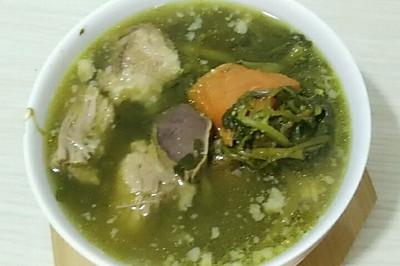 西洋菜陈肾汤