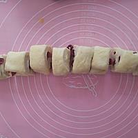 蔓越莓酥粒手撕面包的做法图解12