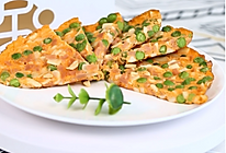 虾青素笋尖烘蛋#夏日开胃餐#的做法