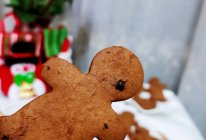 """#甜蜜暖冬,""""焙""""感幸福#圣诞姜饼人的做法"""