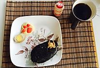 最佳早餐【海苔饭团】的做法