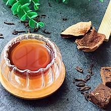 养血美肤 陈皮普洱姜母茶