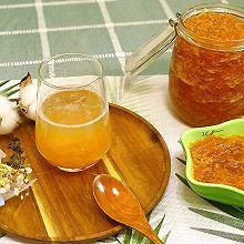 蜂蜜柚子茶—止咳润肺,清热化痰
