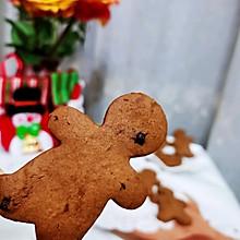 """#甜蜜暖冬,""""焙""""感幸福#圣诞姜饼人"""