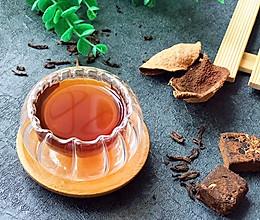 养血美肤 陈皮普洱姜母茶的做法