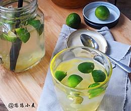 青橘蜂蜜柚子茶的做法