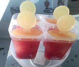 西瓜冰糕的做法