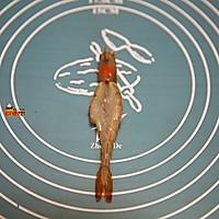 蒜茸粉丝开边虾的做法图解8