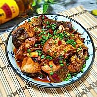 红烧鱼块#金龙鱼外婆乡小榨菜籽油 最强家乡菜#的做法图解7