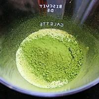 抹茶蜜豆卷的做法图解10