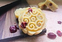 蔓越莓绿豆糕#嘉宝笑容厨房#的做法
