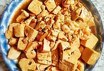虾仁(草虾河虾)炒豆腐的做法