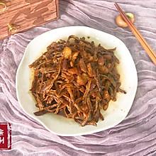 豆角干焖肉#硬核菜谱制作人