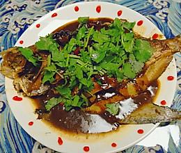 红烧海鱼的做法