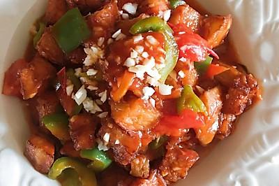 烧茄子(堪比饭馆大厨的手艺