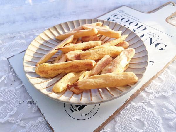 #秋天怎么吃#土豆海米条#麦子厨房料理机#的做法