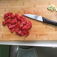 鸡蛋西红柿面的做法图解5