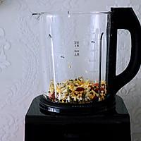 花生绿豆糙米玉米糊的做法图解3