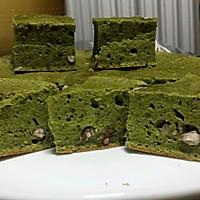 自制电饭锅抹茶蛋糕的做法图解9