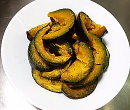 烤贝贝南瓜的做法