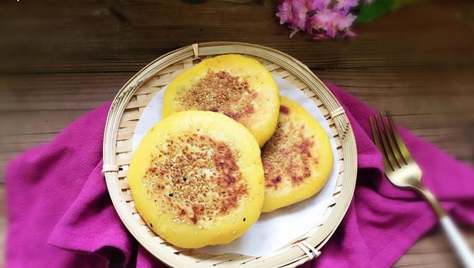 奶香红豆沙南瓜饼#MEYER·焕新厨房,唤醒味觉#