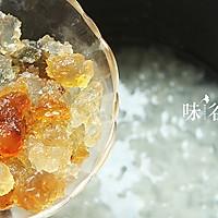 桃胶炖银耳  美容养颜之圣品的做法图解5