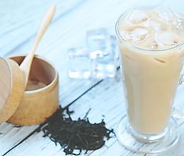 港式奶茶的经典,在家也能纵享丝滑的做法