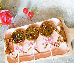 太妃棒棒糖#柏萃辅食节-烘培零食#的做法