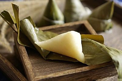 百搭清水粽子#甜粽VS咸粽,你是哪一党?#