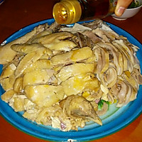 猪肚包土鸡4吃的做法图解8