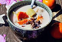 秋季甜蜜滋补甜汤~红豆芋头甜薯汤的做法