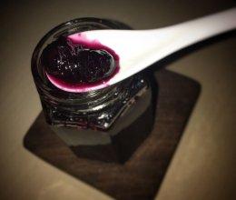 蓝莓酱蓝莓酒的做法
