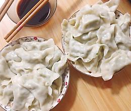 茄子尖椒猪肉馅饺子的做法