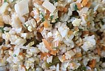 酸豆角-蛋炒饭的点睛之笔的做法