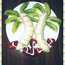 香蕉树沙拉