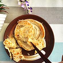 家常葱油饼